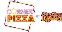 CORNER PIZZA by Kenny Rogers Roasters Logo